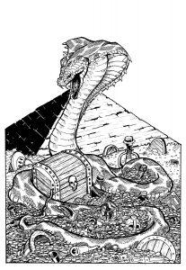 Giant Cobra-Del