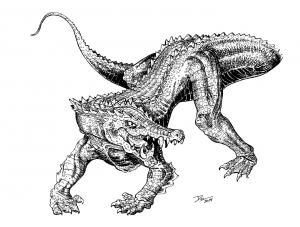Kaprosuchus F