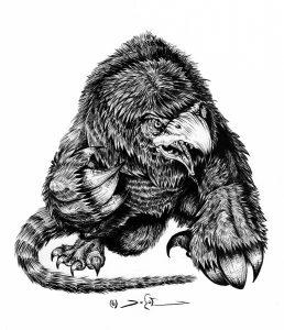 Owlbear-Del