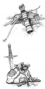 Spot Item Illustrations