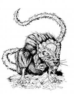 Hesaki Rat