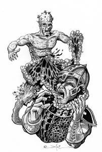 Intestine Man-Del
