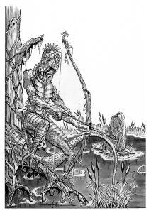 Lizardman-Del