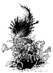 Pinophyatian Horror-Del