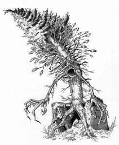 Tree-man-Del Grey