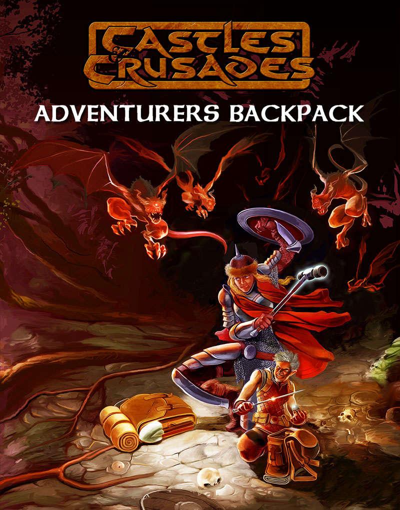 adventurers backpack