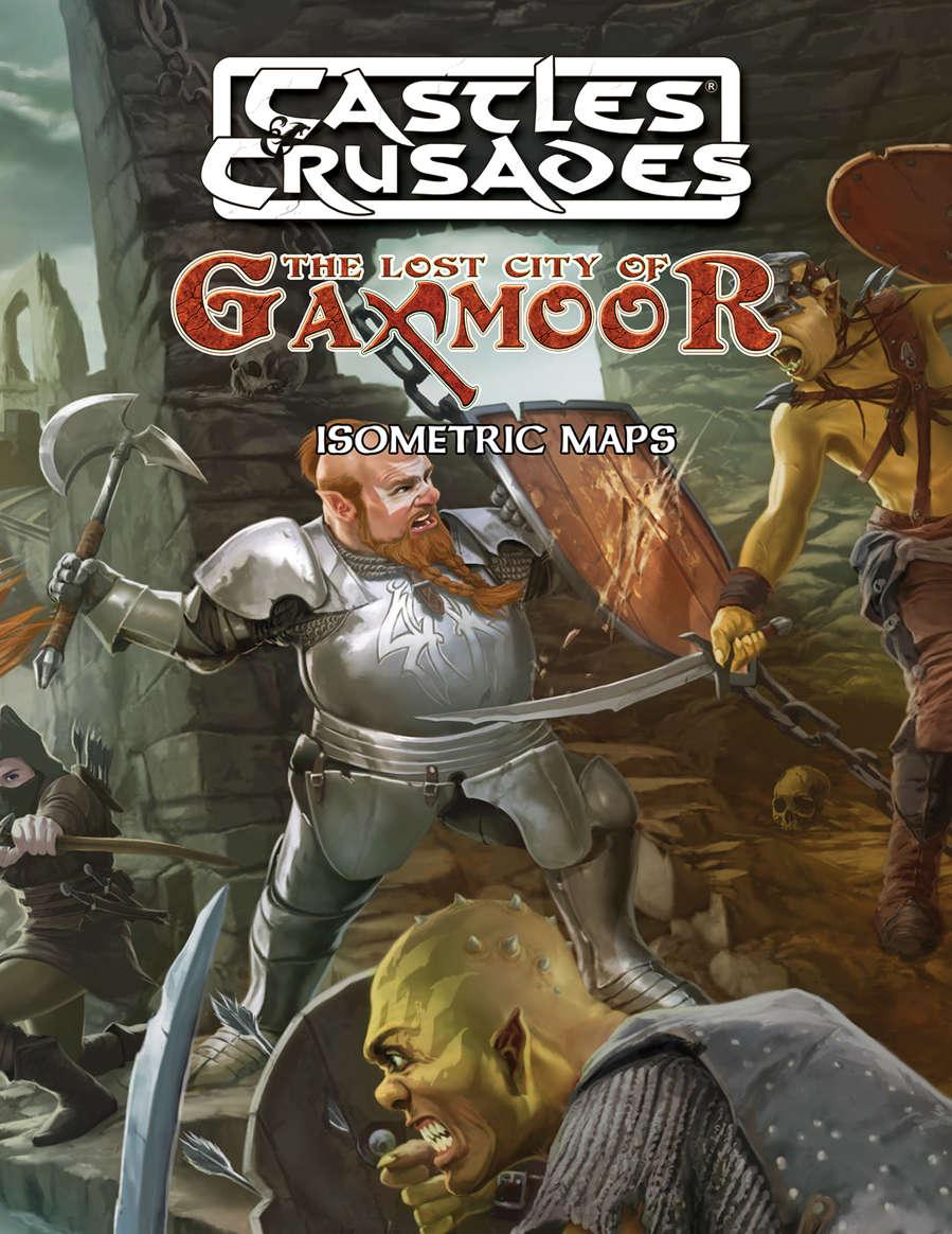 lost city of gaxmoor